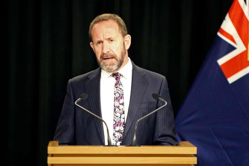 紐西蘭司法部長利特爾(AP)
