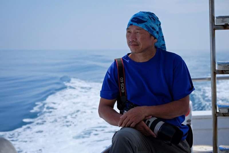 國藝會於今(3)日公布7類別得獎名單,其中,電影類由紀錄片導演「柯師傅」柯金源(見圖)獲獎,是首位獲此獎紀錄片導演。(國藝會提供)