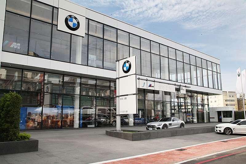 汎德永業旗下臺南 BMW 據點。(圖片取自u-car)