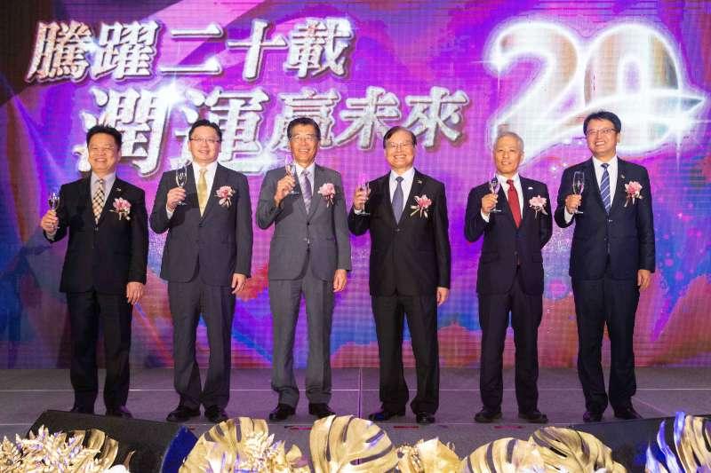 台灣汽車分期龍頭和潤企業於今年6月創立滿20週年(圖片取自和潤企業官網)