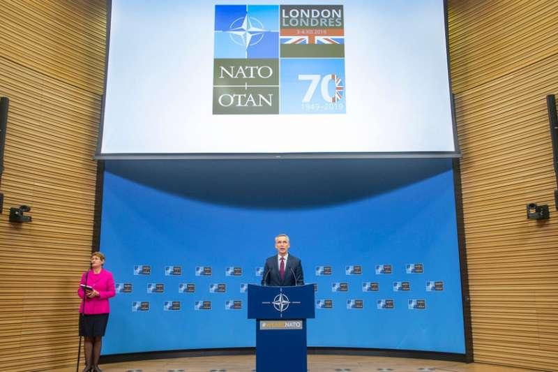 創立滿70周年的北大西洋公約組織,內部雜音讓其影響力逐漸下降。(翻攝自NATO Twitter)