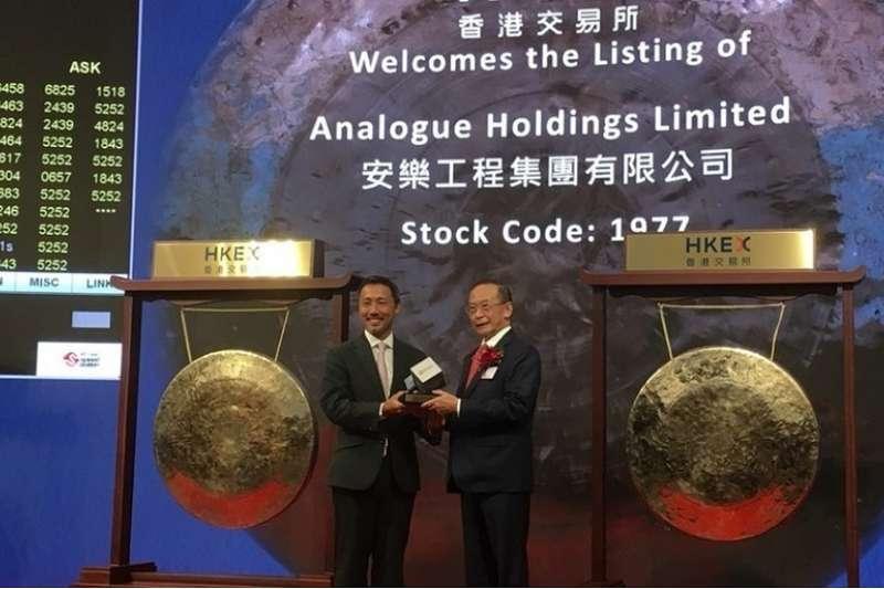 香港律政司長鄭若驊先生潘樂陶主持的安樂工程遭搜索。