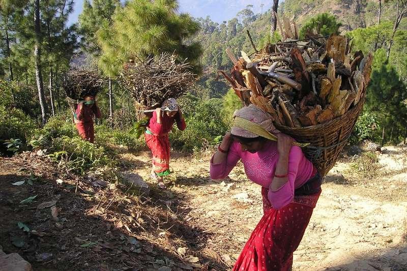 「月經小屋」是尼泊爾西部偏鄉實行數百年的傳統習俗,月經來潮的女人被視為不潔,晚上得睡在簡陋的「月經小屋」裡(取自Pixabay)