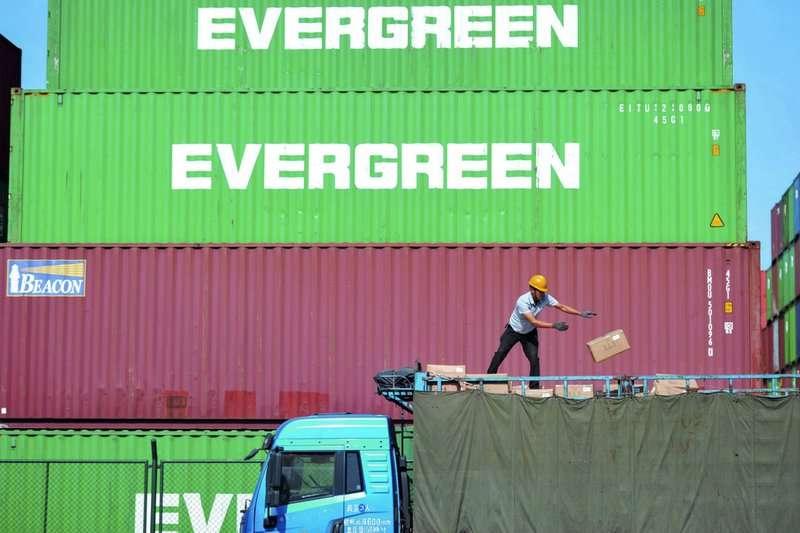 中美貿易戰。(AP)