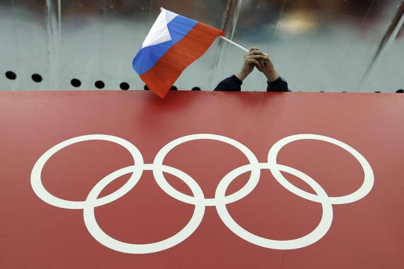 如果俄羅斯運動員確定遭到禁賽4年,東京奧運、北京冬季奧運甚至是2022年卡達世足賽皆會受到影響。 (美聯社)