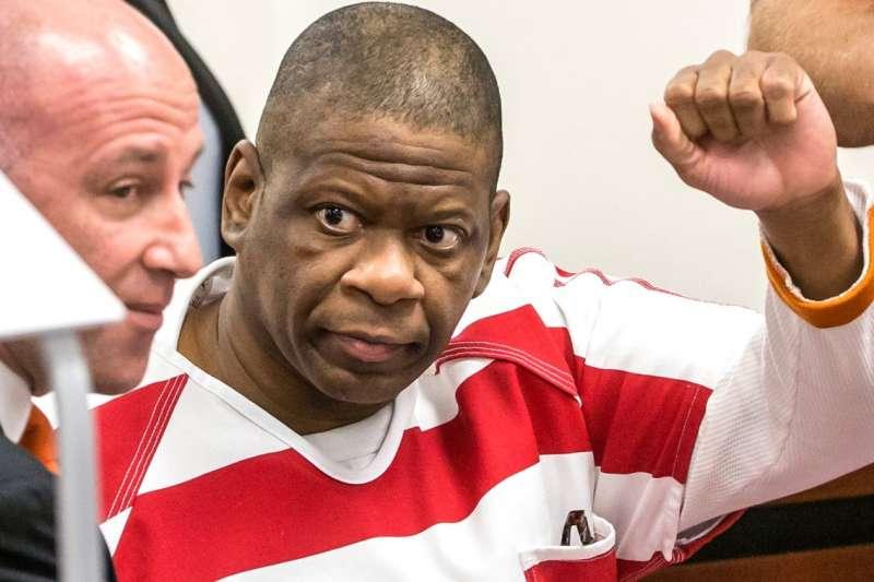 可能是陷身冤獄的德州死囚瑞德(Rodney Reed)(AP)