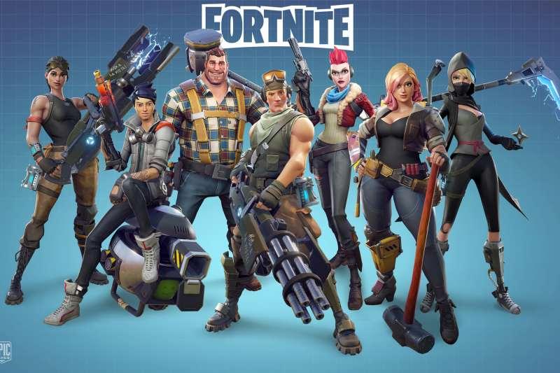 射擊生存類電玩《要塞英雄》(Fortnite)。(steanXO@flickr)