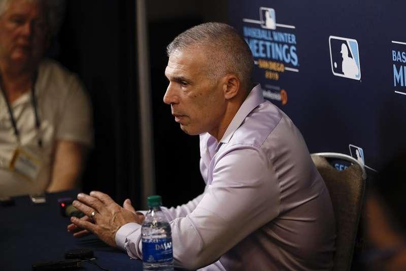 吉拉迪明年新賽季將擔任費城人總教練。(美聯社)