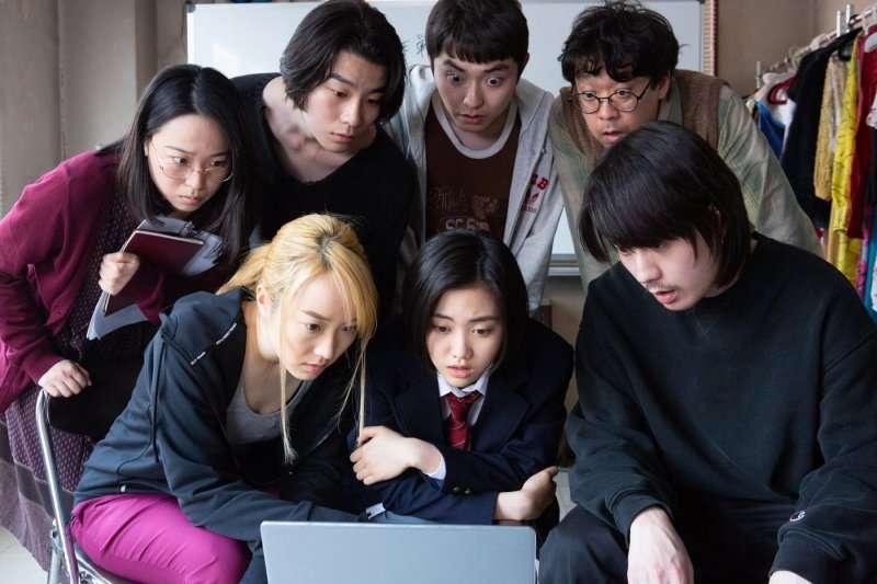 《一屍到底》導演上田慎一郎今年再推出新作《特約經紀公司》(圖/華映娛樂)