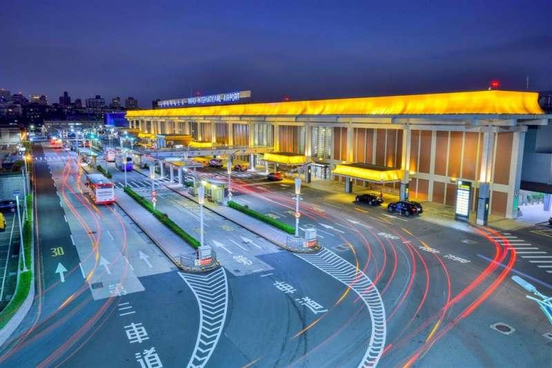 內政部日前預告草案,將劃定松山機場(圖)、台中機場及周邊集會遊行禁制區;預告期至2020年2月3日。(圖取自facebook.com/TSA.tw)