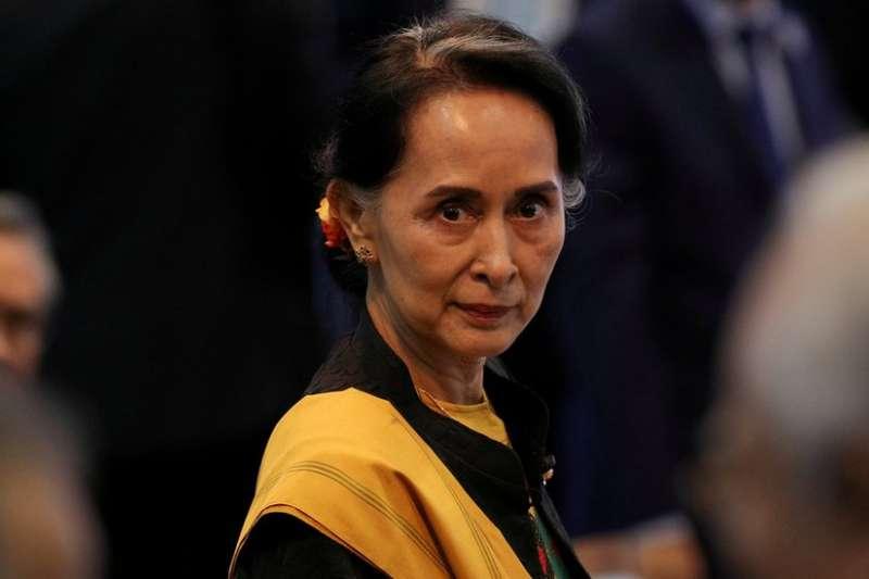 翁山蘇姬受到很多過去政治盟友和朋友的批評。(BBC中文網)