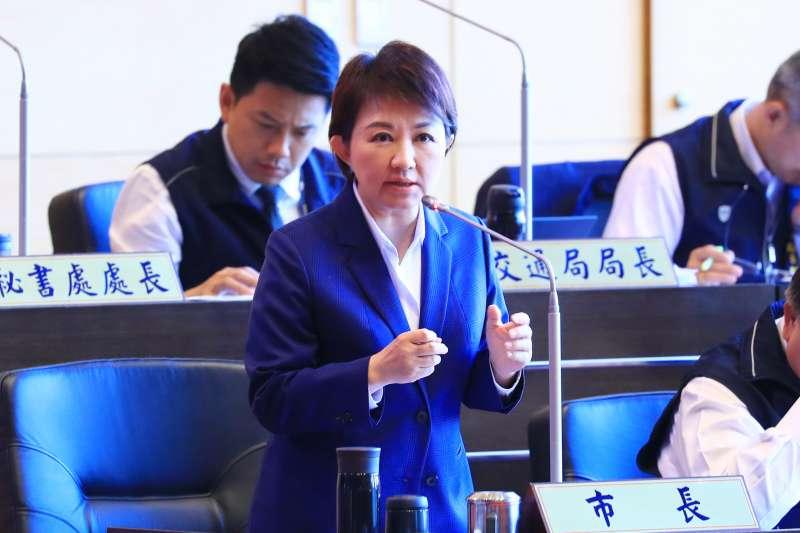 中市長盧秀燕在議會答詢強調文山焚化爐將展開「汰舊換新」作業,預計新建1座新爐體、汰除1座舊爐體。(圖/台中市政府提供)