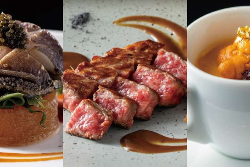 第一次吃超過千元價位的餐點嗎?跟著網友的話挑餐廳準沒錯。(圖/網路溫度計提供)