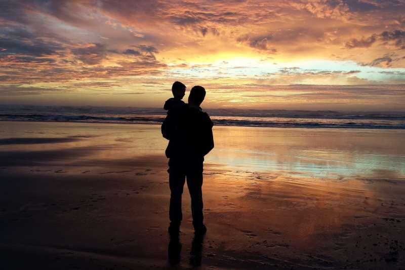 融入式父職的難題:爸爸不夠加油嗎?(圖/想想論壇提供)