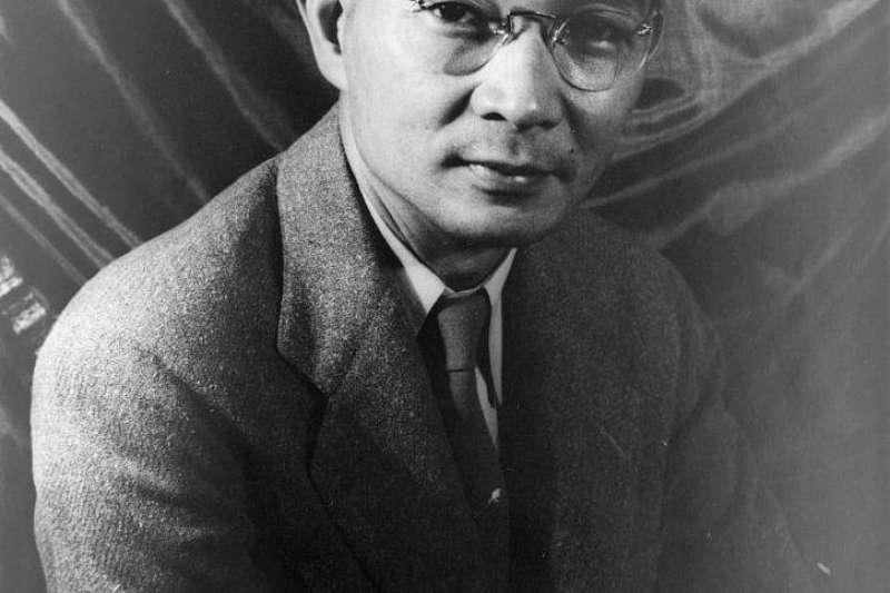 筆者以文學家林語堂(見圖)的冥誕為契機,撰文紀念他所仰慕的中國幽默大師。(資料照,取自維基百科)