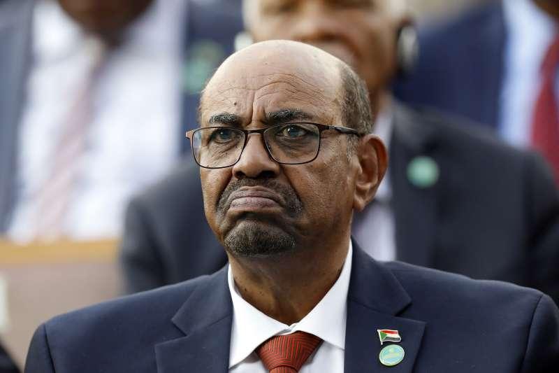 蘇丹前總統巴希爾(Omar al-Bashir)(AP)
