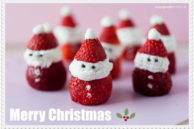 20191217在活動中謝凱婷分享了耶誕節的「雪人」點心製作,簡單有創意是她的料理作品最吸引粉絲的地方。(圖片取自:矽谷美味人妻FB粉絲專頁)