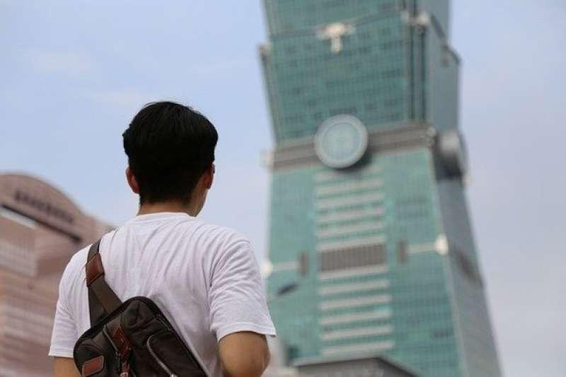 台北市蛋黃區的大安、信義區還找得到「4字頭」房價。(圖/pixabay)