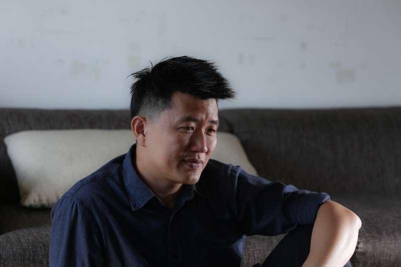 20191217-專訪《菠蘿蜜》導演廖克發。(陳品佑攝)