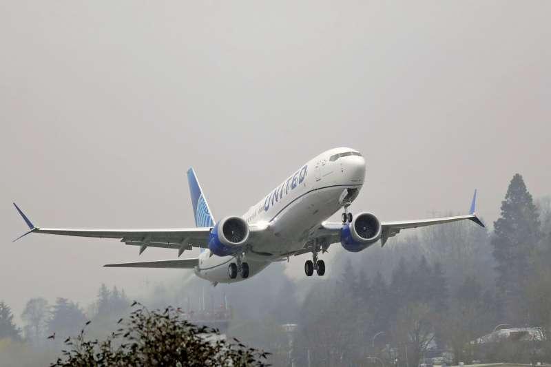 波音737 MAX飛機(AP)