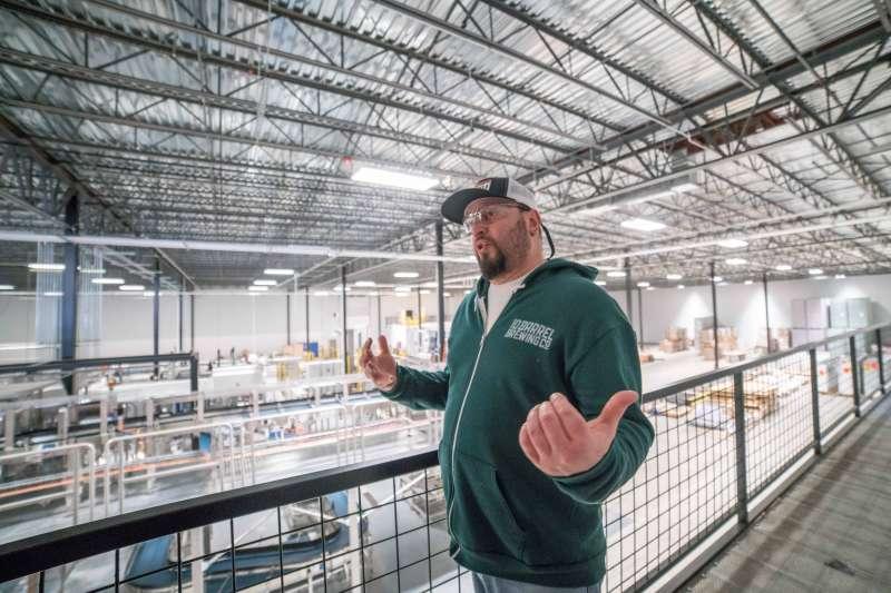 隨著自動化時代來臨,美國製造業面臨勞動力轉型的艱難挑戰。示意圖,圖非當事人(elevate@Unsplash)