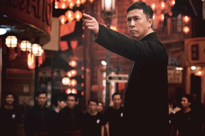 由甄子丹主演電影《葉問4》將於12月20號在台上映(圖/華映)