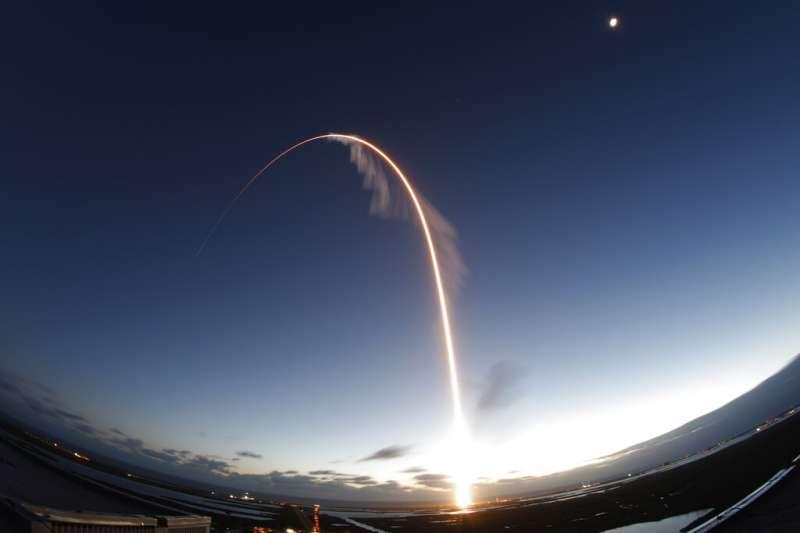 2019年12月20日,波音遭受重大挫折,該公司預計載運美國太空人的飛船「星際線」首飛國際太空站,但任務失敗。(AP)