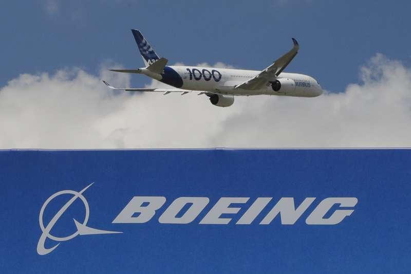 美國波音公司(Boeing)(AP)