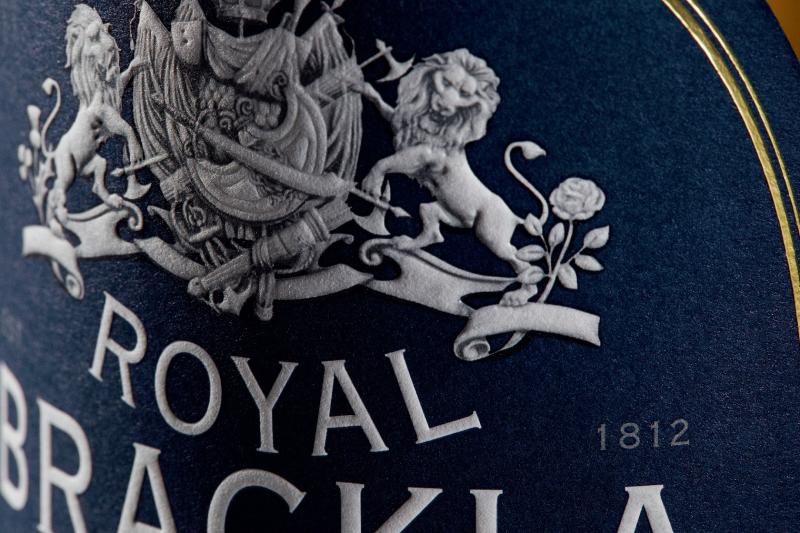 揭開金字塔頂端的口感,皇室認證的蘇格蘭單一純麥威士忌。(圖/皇家柏克萊提供)