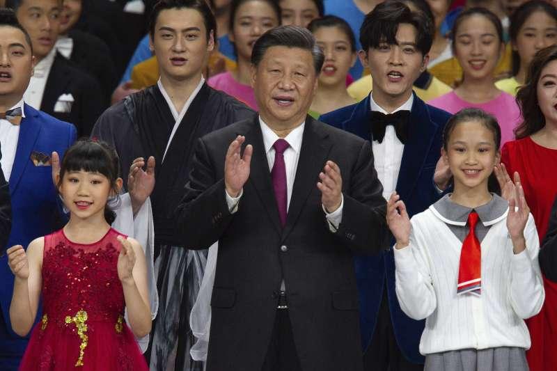 從新疆到香港的動盪,中國的2019年相當不平靜。(AP)