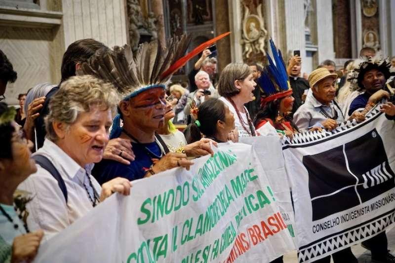 請傾聽亞馬遜河原住民的心聲(曾廣儀攝)