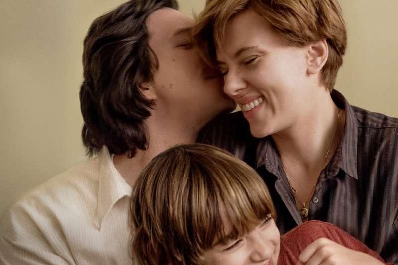 電影《婚姻故事》故事相當單純,成品意外賺人熱淚(圖/DC FILM SCHOOL影製所)