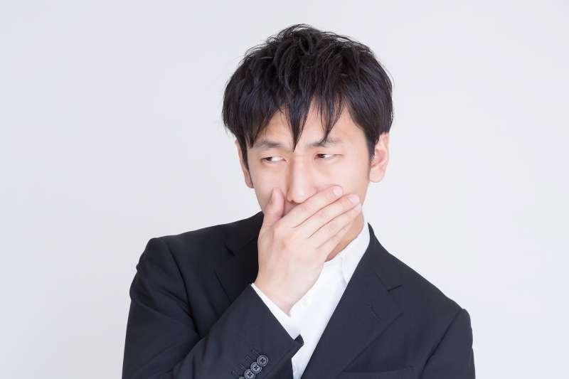 口罩飄出陣陣腐臭味,中醫教你解決問題。(圖/pakutaso)