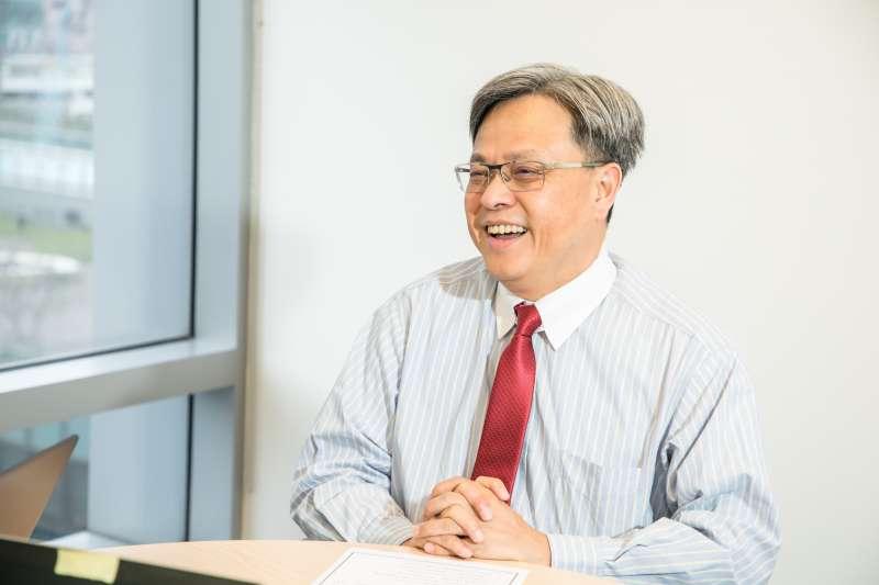 總理理彭國書希望透過更多努力,與員工一同討論找出如何讓更多人得到幫助。(圖/風傳媒)