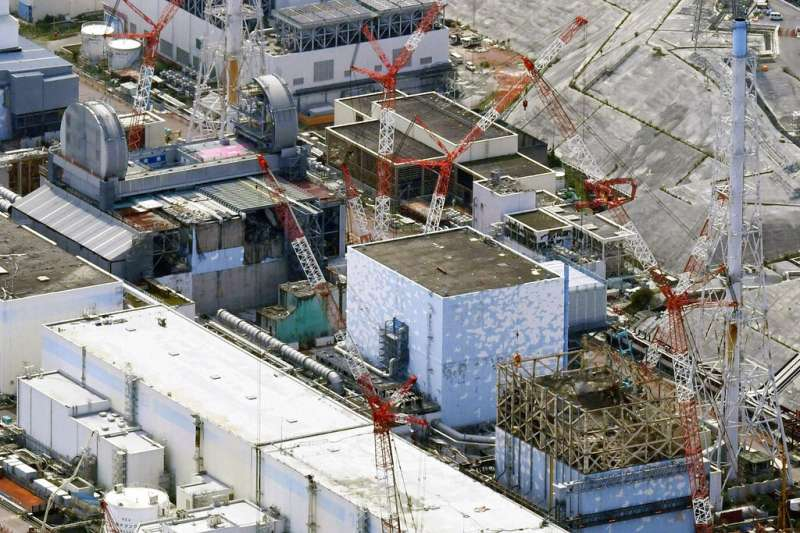 日本311東日本大地震、福島核災今年滿10周年。(美聯社)