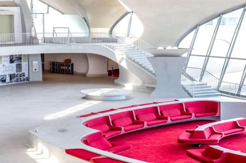在《航站情緣》中因為國難被迫滯留機場的湯姆漢克將甘迺迪國際機場當成旅館,現在他真的變旅館了!(圖/瘋設計)
