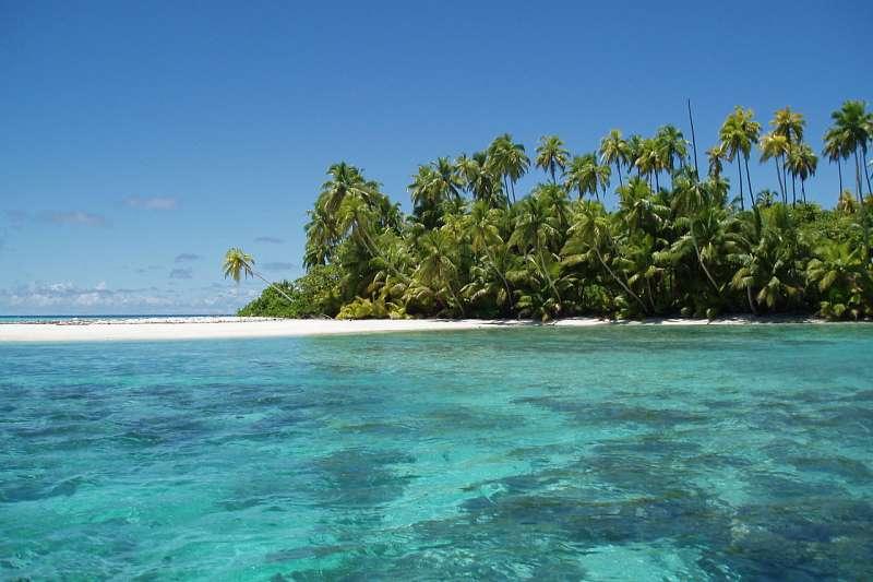 英國「查戈斯群島」。(Anne Sheppard@Wikipedia/CC BY-SA 3.0)