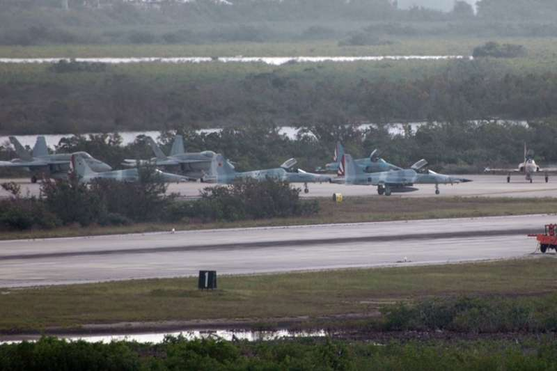美國佛州基威斯特(Key West)的海軍航空站(Naval Air Station)(Wikipedia / Public Domain)