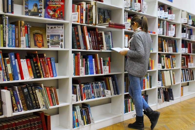 過去10年間,人們的閱讀習慣出現巨大改變(取自Pixabay)