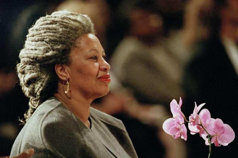 1993年諾貝爾文學獎得主摩里森(Toni Morrison)2019年8月5日深夜逝世,享壽88歲。(AP)