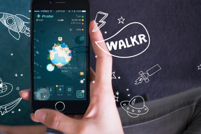 結合玩心設計,Fourdesire讓大家在遊戲中養成生活好習慣(圖片來源:四合願)