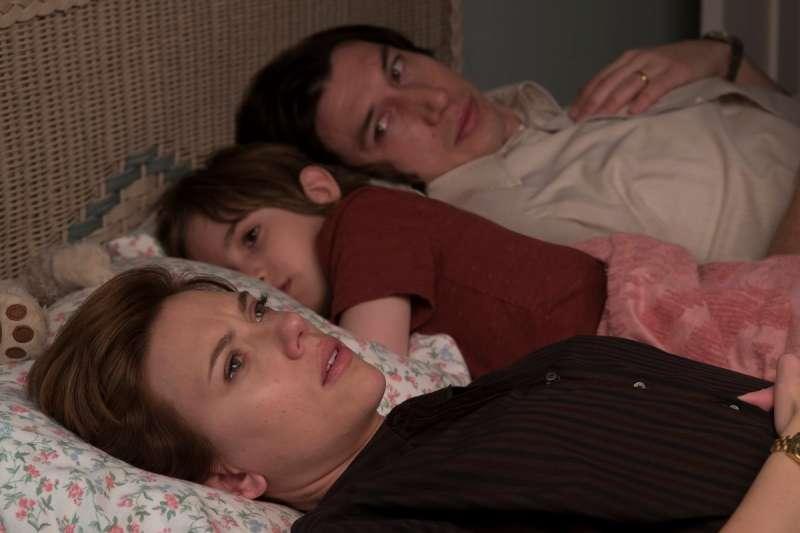 Netflix原創電影《婚姻故事》由史嘉蕾喬韓森、亞當崔佛主演(圖/IMDb)