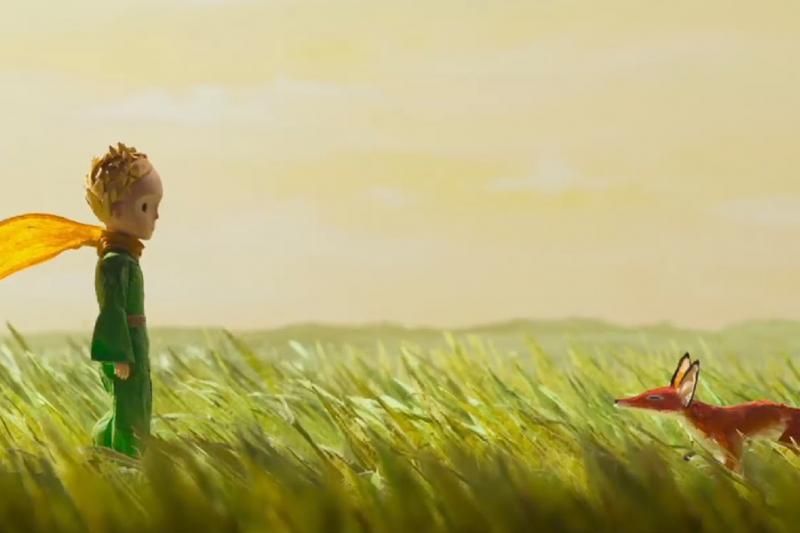 2015年經典改編電影《小王子》在法國上映時引起轟動(圖/IMDb)