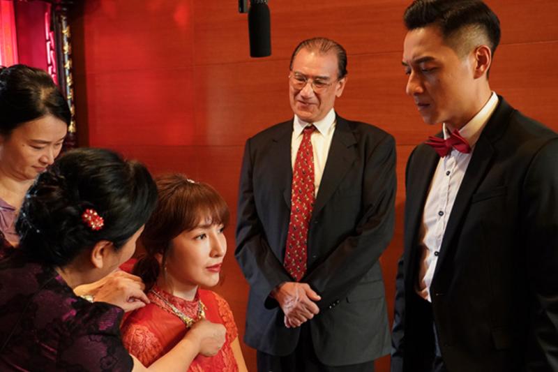 金鐘導演鄭文堂新作《鏡子森林》聚焦台灣媒體困境,從未上映前便引起不小討論(圖/民視)