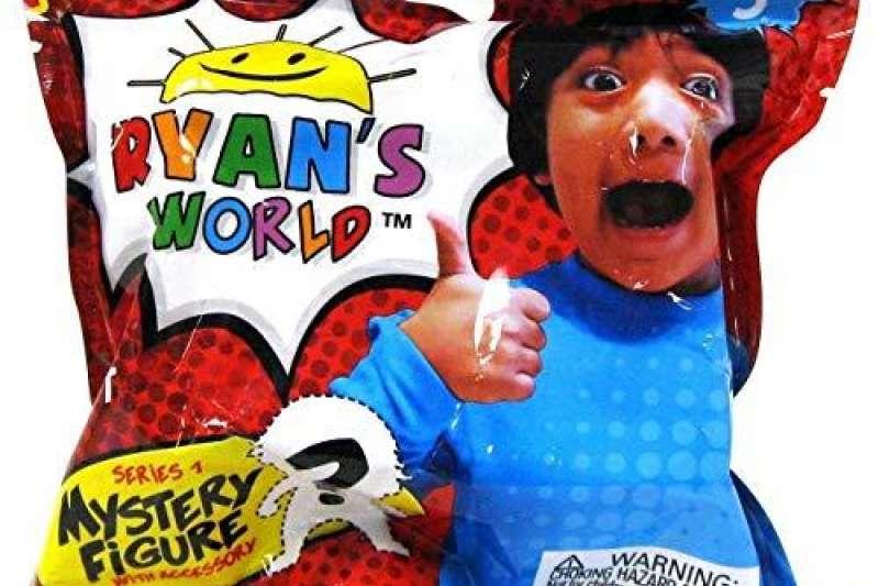 美國兒童網紅瑞恩.卡吉(Ryan Kaji)以玩具開箱影片起家,目前自有品牌價值45億元台幣。(Tammy Ferguson@flickr)