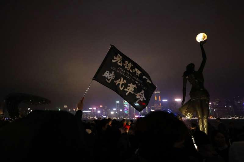 《港澳條例》第18條是目前香港人來台灣申請庇護的法源依據,但模糊空間也充滿不確定性。(美聯社)