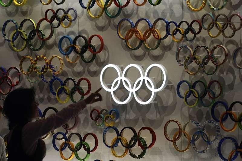 2020年東京奧運。(AP)