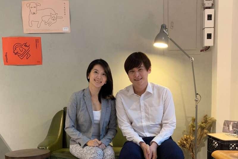 在法國攻讀MBA的Andrew分享留學期間申請精品美妝業的實習心得(圖/Sabina Huang)