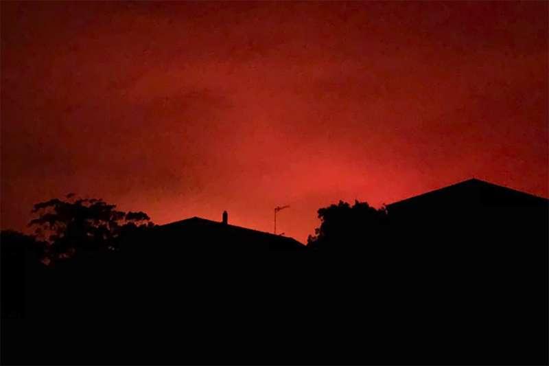 時序進入2020年,澳洲野火災情持續蔓延。(AP)