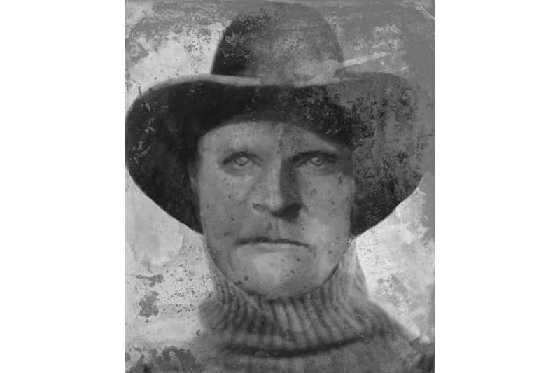 40年前在美國愛達荷州偏遠洞穴被發現的無頭男屍,近期身分得到證實,是100年多前喪命的殺妻逃犯洛夫萊斯。(AP)